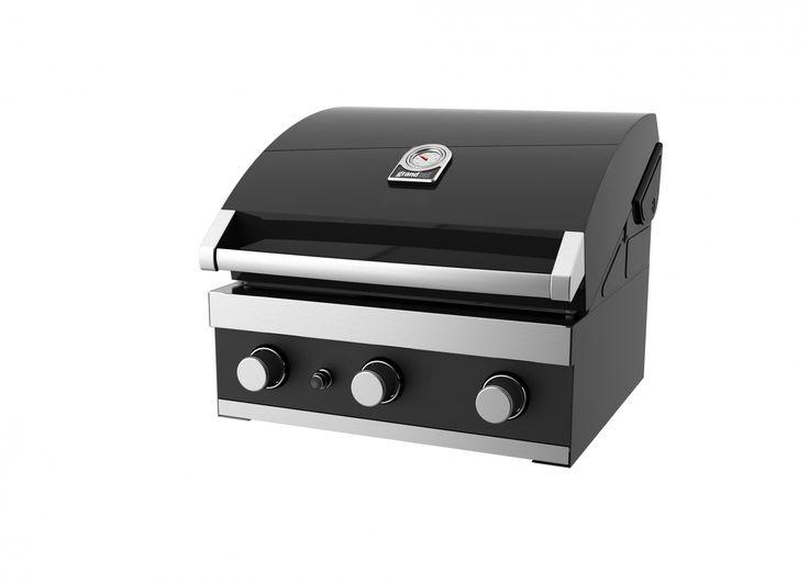 Den großen Premium GT3 Built In Einbaugrill von Granhall können Sie in eine selbst gestalltete Küchenzeile einbauen oder mit dem Premium Island Element zur kompletten Grillstation. Kaufen Sie hier den Grandhall Einbaugrill Premium GT3 In Built.