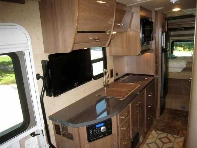 "2014 Used Itasca Navion 24G Class C in Massachusetts MA.Recreational Vehicle, rv, REDUCED PRICE! 2014 Itasca Navion 24G, 2014 Itasca Navion iQ 24G, 25'5"", Double Slide (side & rear), 3.0L Mercedes Benz Turbo Diesel, 188 HP, Mercedes Benz Sprinter Chassis, 3.6KW Onan LP Generator, 1,000 Watt DC/AC Inverter, 45 Amp Converter/ Charger, PS, Dash Air, Cruise, Tilt/Telescope Wheel, Swivel/Slide Cab Seats, Driver's AM/FM/CD/Satellite Radio, Infotainment Center w/ Rand McNally RV GPS, Power Mirrors…"