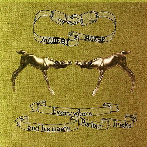 Everywhere and His Nasty Parlor Tricks [LP] - Vinyl