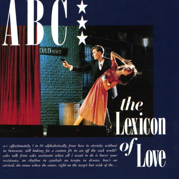 "ABC, The Lexicon of Love****: I see this album popping up on a variety of ""best of"" lists. I also remember seeing it in the ""1001 Albums to Listen to before You Die"" book. In other words, it has received some critical notoriety, and from what I hear, it is well deserved. It's actually quite a good album, playing more like a bit of theater at times than a pop album. Very cool. 1/28/17"
