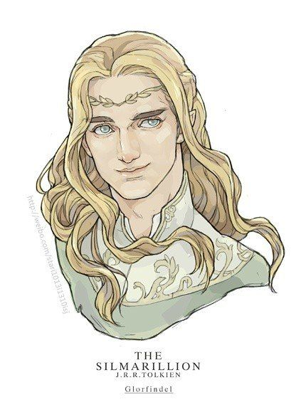 Glorfindel - choistar ~ The Silmarillion | Male elf ~ Medieval Characters