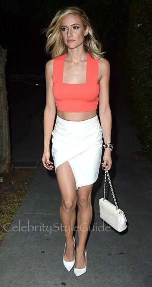 Kristin Cavallari! love this BOULEE dress... $286 ...