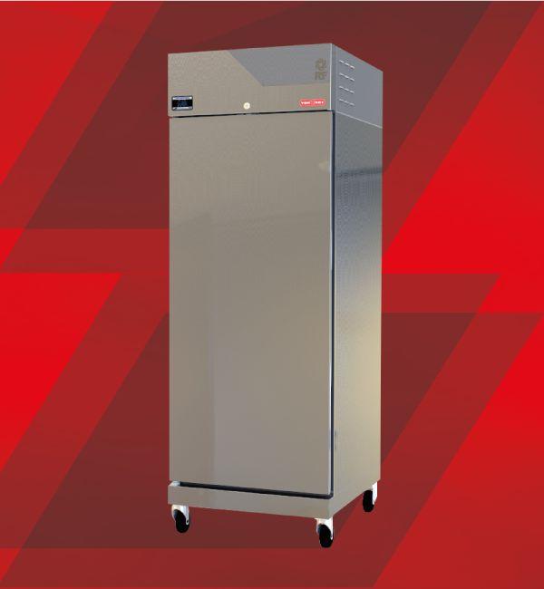 Refrigerador Acero Inoxidable