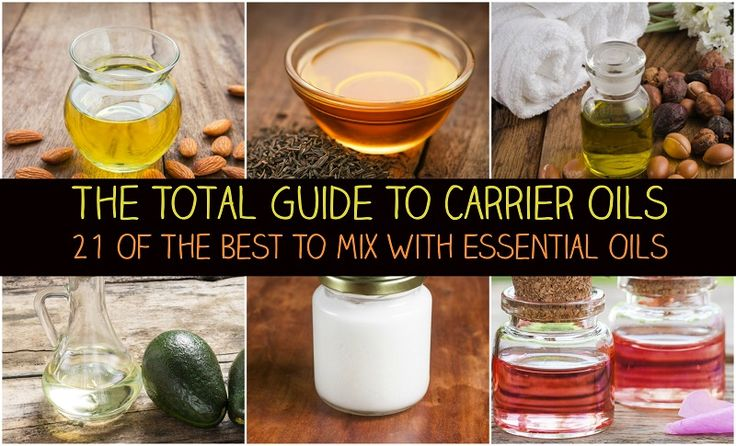Picking the right carrier oil can mean the difference between a good oil blend and a great one. Learn the basics of 21 common carriers and how to use them.