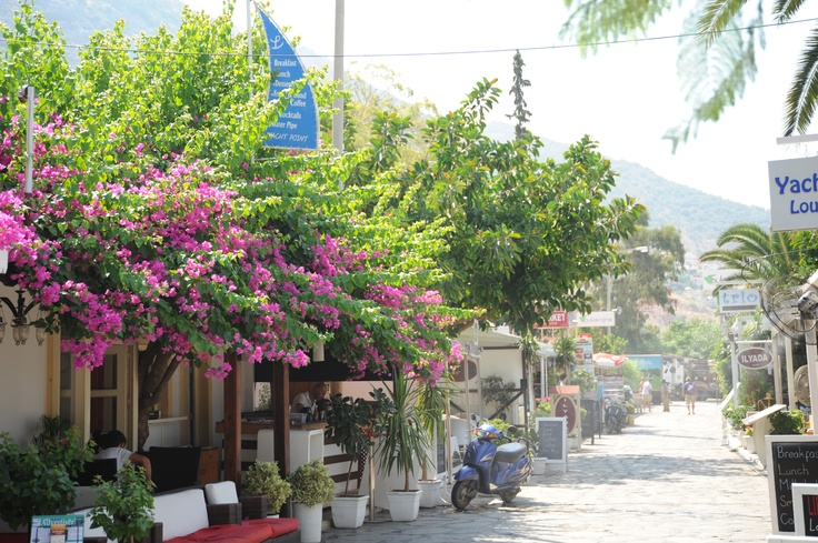 Kalkan in the early morning....