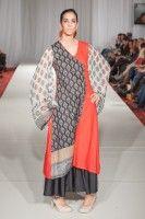 Shariq Textiles Collection 2013-2014 at Pakistan Fashion Week 5