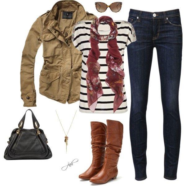 Skinny Jeans Polyvore