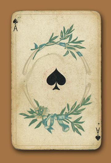 ace of spades #cards