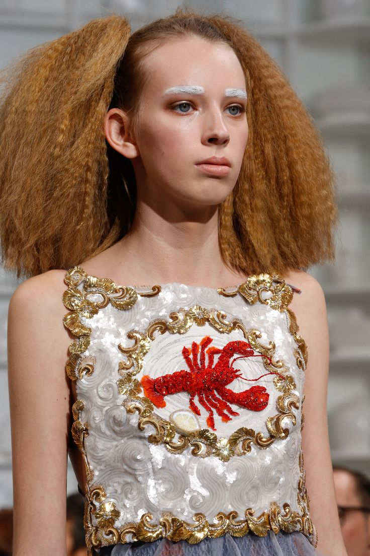 Schiaparelli Spring 2016 Couture Accessories Photos - Vogue