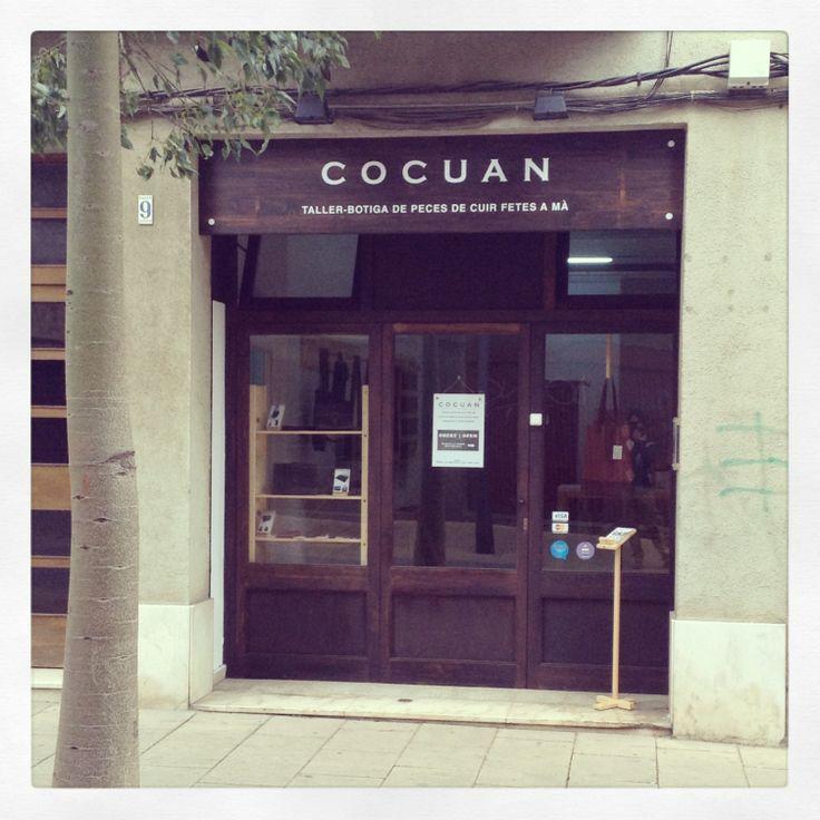 Shop signboard done. www.cocuan.com