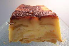 Cocina Fácil Sin Gluten: Tarta cremosa de manzana con creme fraiché
