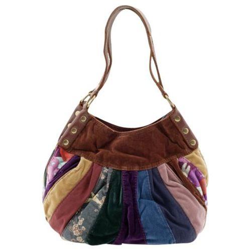 Lucky Brand patchwork bag