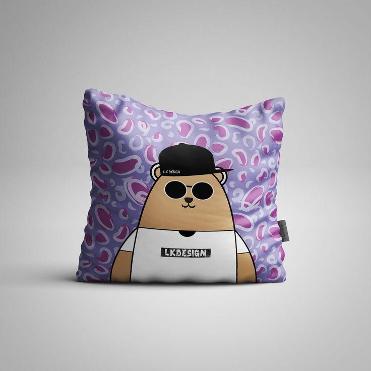 Branded Cushion by LK Design. Customized Design to fit your business. Small Order Accepted. Contact us for more.