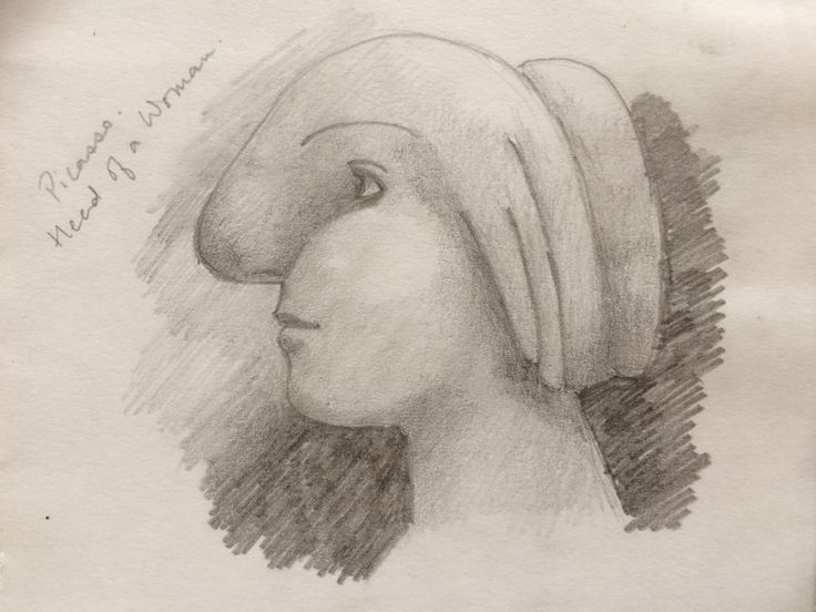 Sketch of Woman