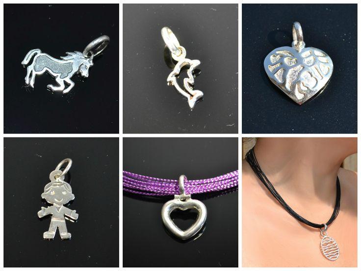 Leuke en schattige bedel en hangers van zilver 950 Gratis verzending in NL !!!!