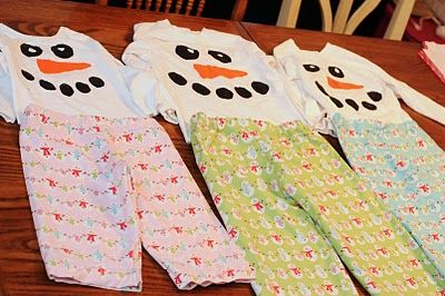 Christmas PJs~LOVE THESE!!!!