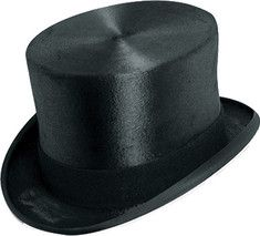 Mens Formal Silk Victorian Top Hat http://www.vintagedancer.com/victorian/victorian-mens-clothing/