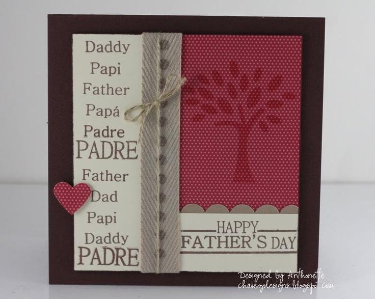 hermosa idea para el dia del padre!