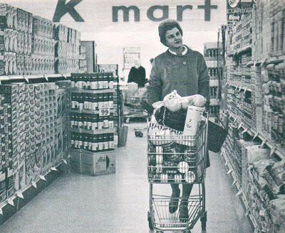 Pleasant Family Shopping: Kmart