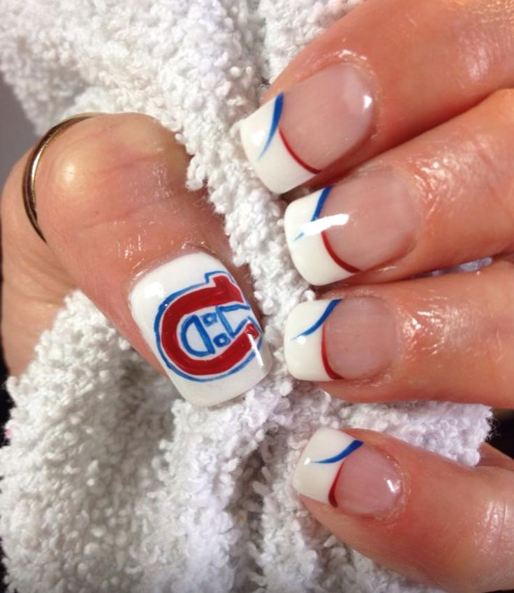 Hockey nails