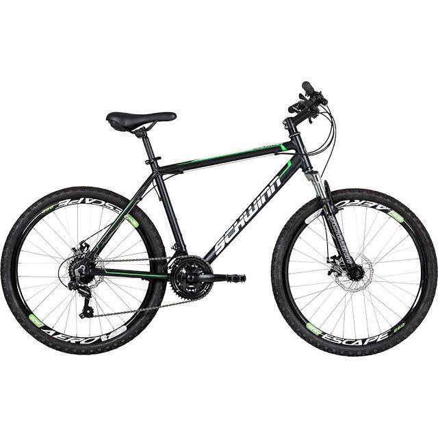 Bicicleta Schwinn Mountain Aro 26 21 Marchas MTB - Preto << R$ 69999 em 8 vezes >>