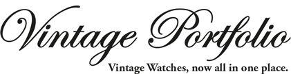 Vintage Uhren online bestellen | Vintage Portfolio