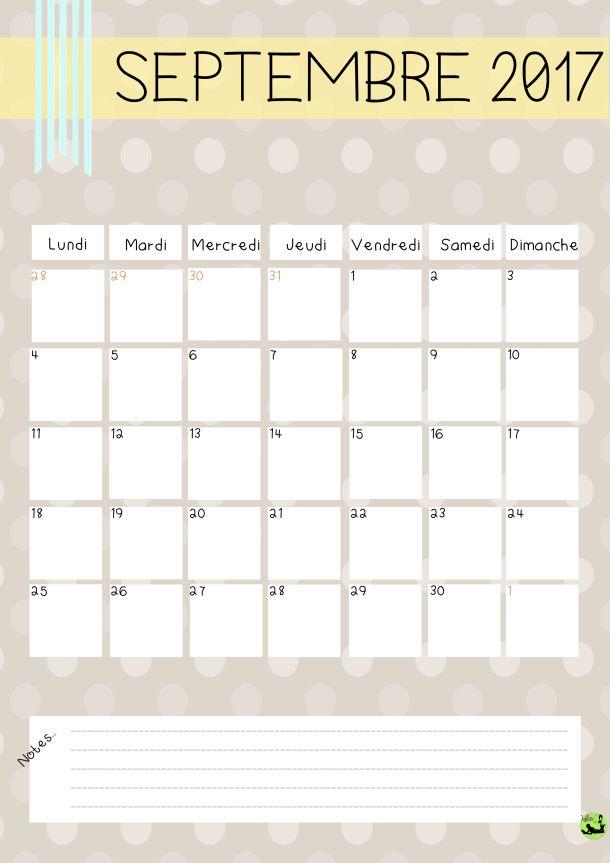 les 25 meilleures id es de la cat gorie calendrier 2017 sur pinterest 2017 calendrier. Black Bedroom Furniture Sets. Home Design Ideas