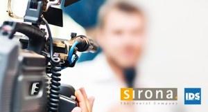 Content Marketing im B2B-Umfeld. Sironas innovatives Messekonzept: Mit einem Content Studio die Live-Kommunikation pushen und nachhaltig die globale Zielgruppe erreichen.