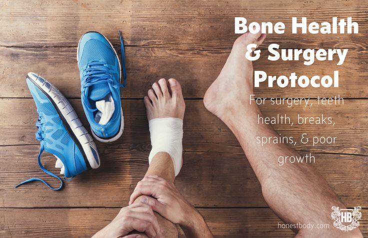 Bone health & surgery protocol