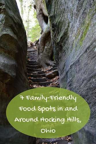 7 Family-Friendly Food Spots in and Around Hocking Hills, Ohio