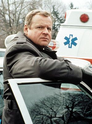 George Dzundza in Law and Order