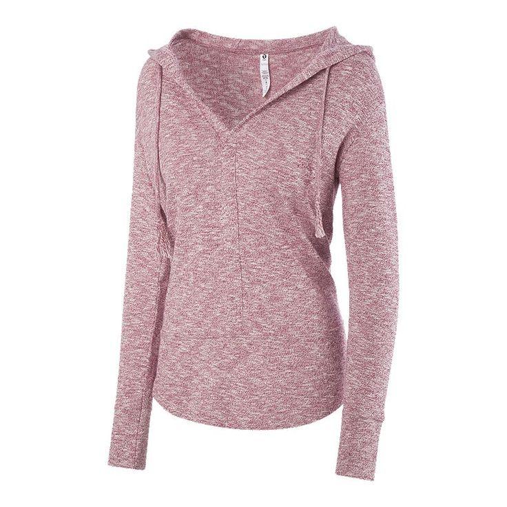 Ripzone Women's Newport Pullover Hoodie – Red