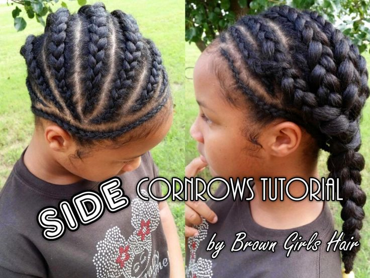 natural hair styles for kids 28 best hair images on cornrows braid 1729 | 1691c66c65c1a93f217694053abe1729 cute natural hairstyles simple hairstyles