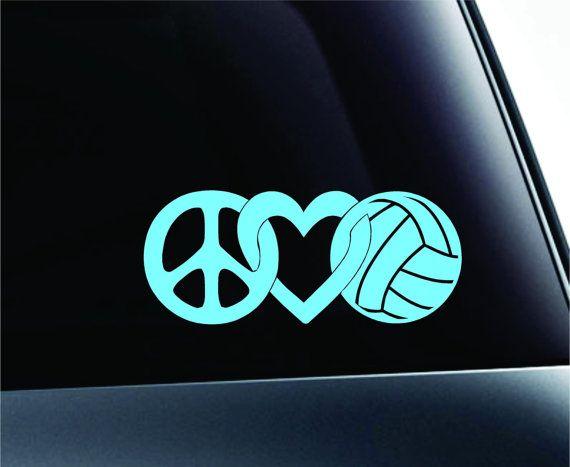 Best Volleyball Images On Pinterest Volleyball Ideas - Custom sport car magnetsvolleyball car magnet custom magnets for volleyball players