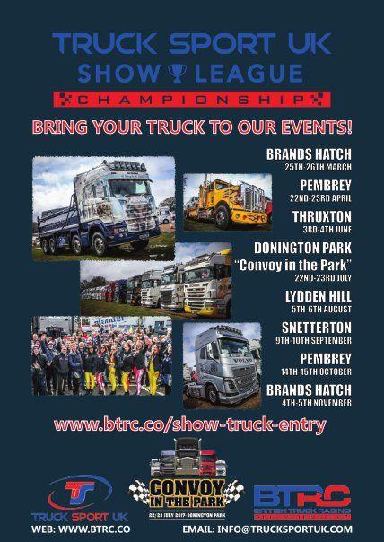 BTRC (@TruckSportUK) | Twitter