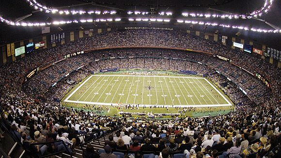 NOPD steps up patrols as crime rate rockets out of control in the SuperDome.  http://www.welovenola.com/2013/12/09/nopd-steps-up-patrols-as-crime-rate-rockets-out-of-control-in-the-superdome/