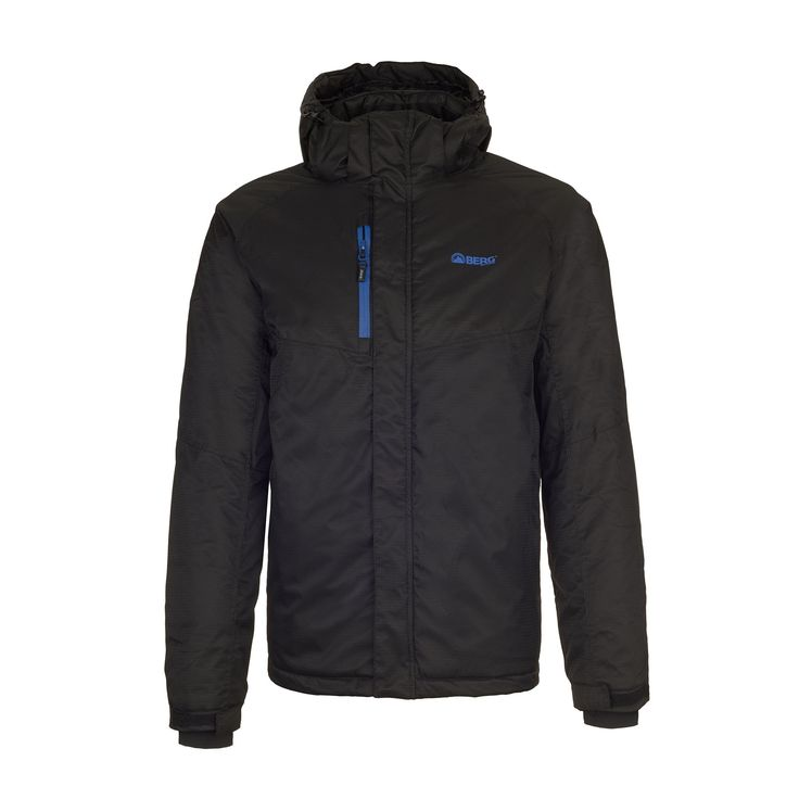 Winter jacket with waterproof and breathable membrane, perfect for snow, mountain and city adventures.