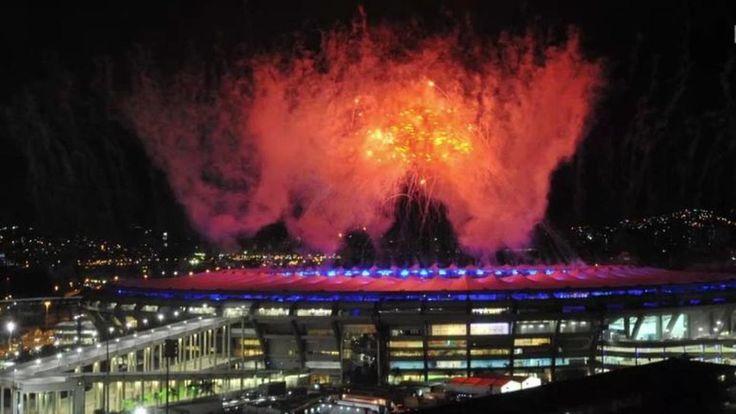 Eröffnungsfeier im Problemschatten: Mögen die Olympischen Spiele beginnen