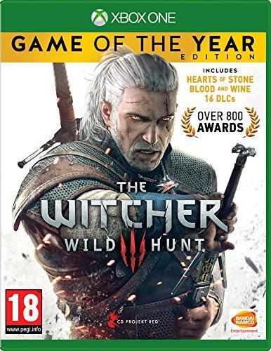 From 21.85:The Witcher 3 Game Of The Year Edition (xbox One)