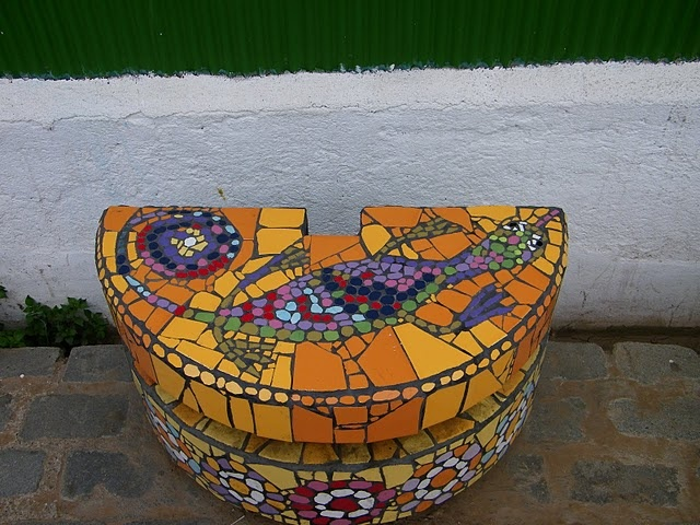 52 Best Images About Bench Mosaics On Pinterest Mosaic