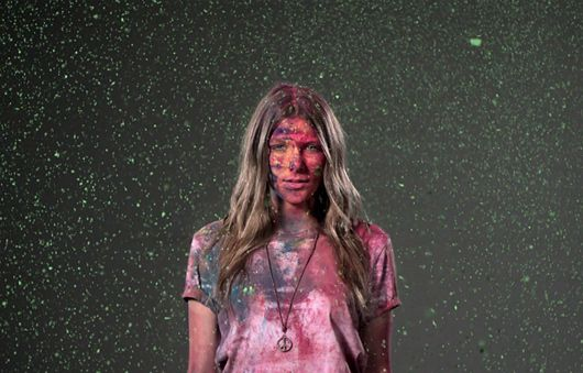 Summadayze Colourfornia Video by Nick Thompson | Inspiration Grid | Design Inspiration