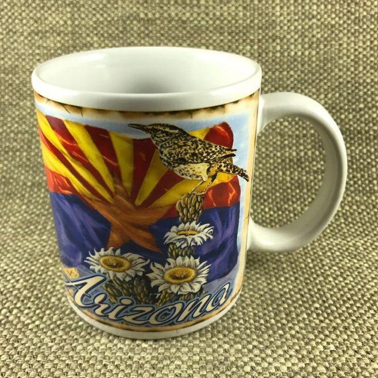 Arizona Facts Mug