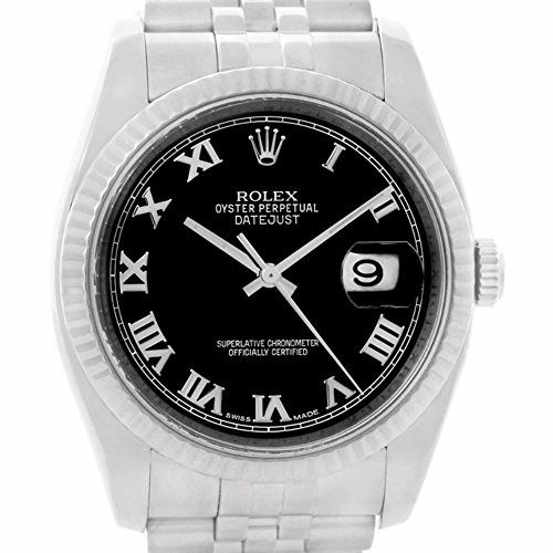 Men's Certified Pre-Owned Watches - Rolex Datejust automaticselfwind mens Watch 116234 Certified Preowned ** You can get additional details at the image link. (This is an Amazon affiliate link)