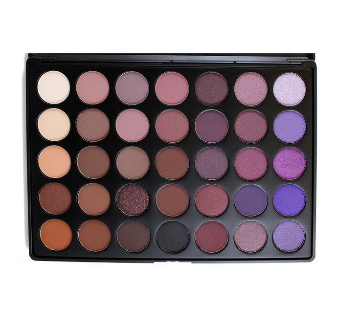 35P - 35 COLOR PLUM EYESHADOW PALETTE **NEW**