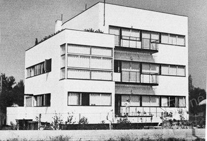 Mölzerova vila - František Maria Černý, 1938, Prague - Dejvice