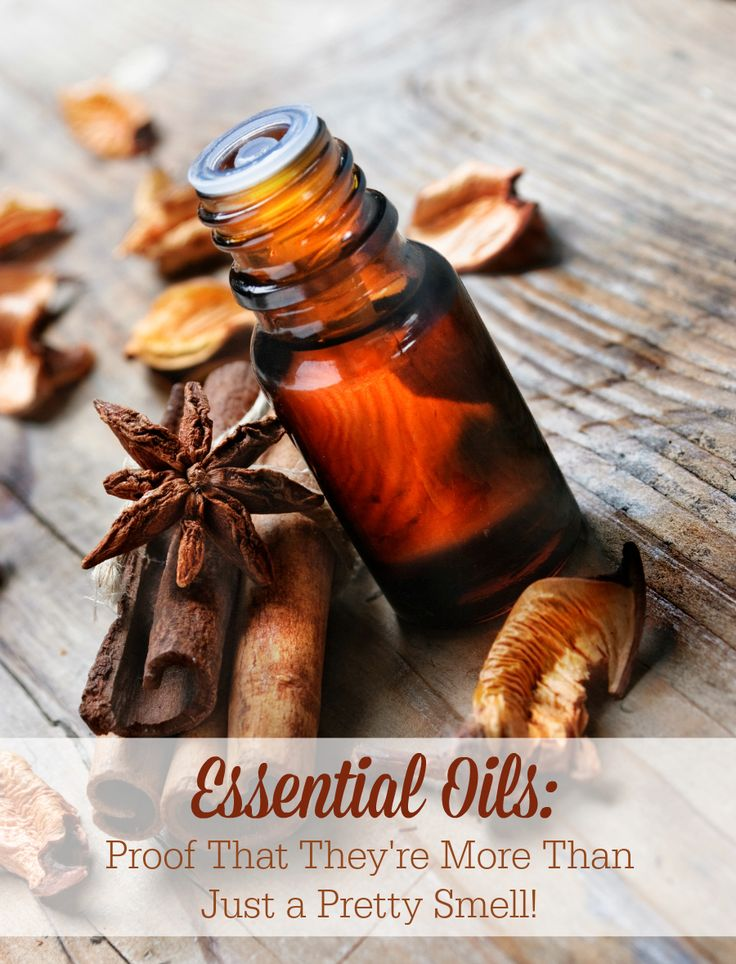 The Proven Health Benefits of Essential Oils: Think essential oils are simply snake oil? This post will surprise you!