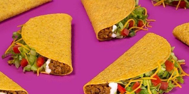 Fast Food Under 500 Taco Bell Food Free Taco Ketogenic Recipes Dinner