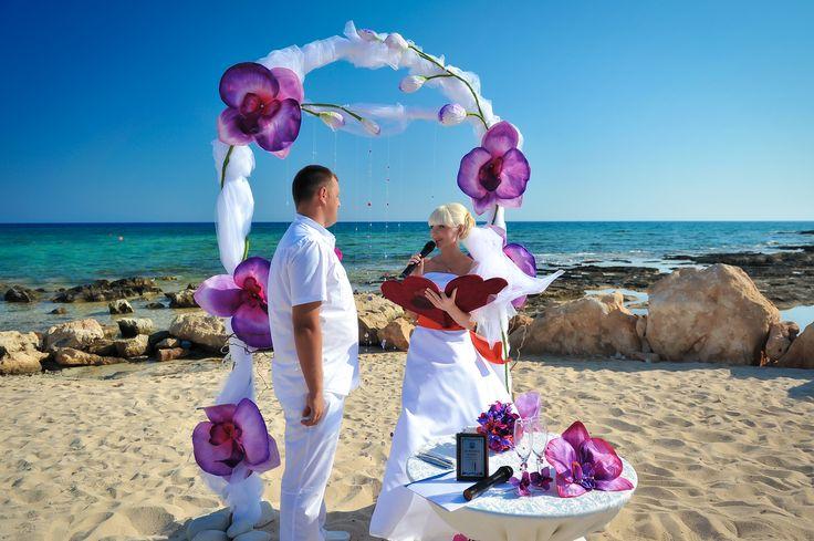 Wedding in Cyprus. www.hymenaios.com