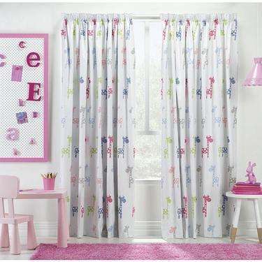 KOO Raffe Block Out Pencil Pleat Curtains Pink 220 - 270 x 160 cm | Spotlight New Zealand