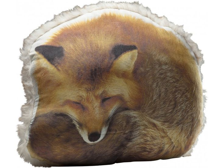 Poduszka Fox Fur — Poduszki — KARE® Design